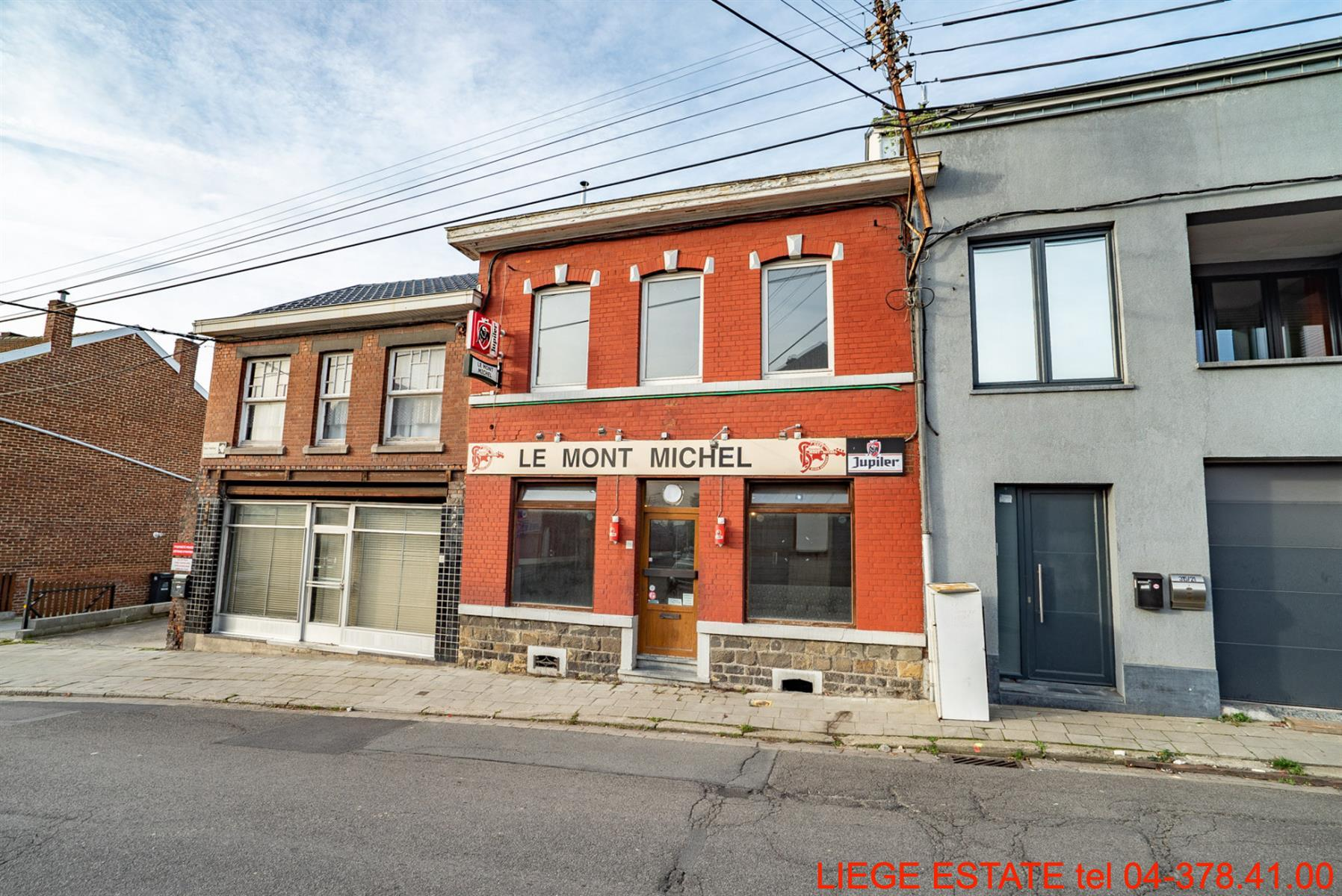 Immeuble mixte - Flémalle - #3878295-1