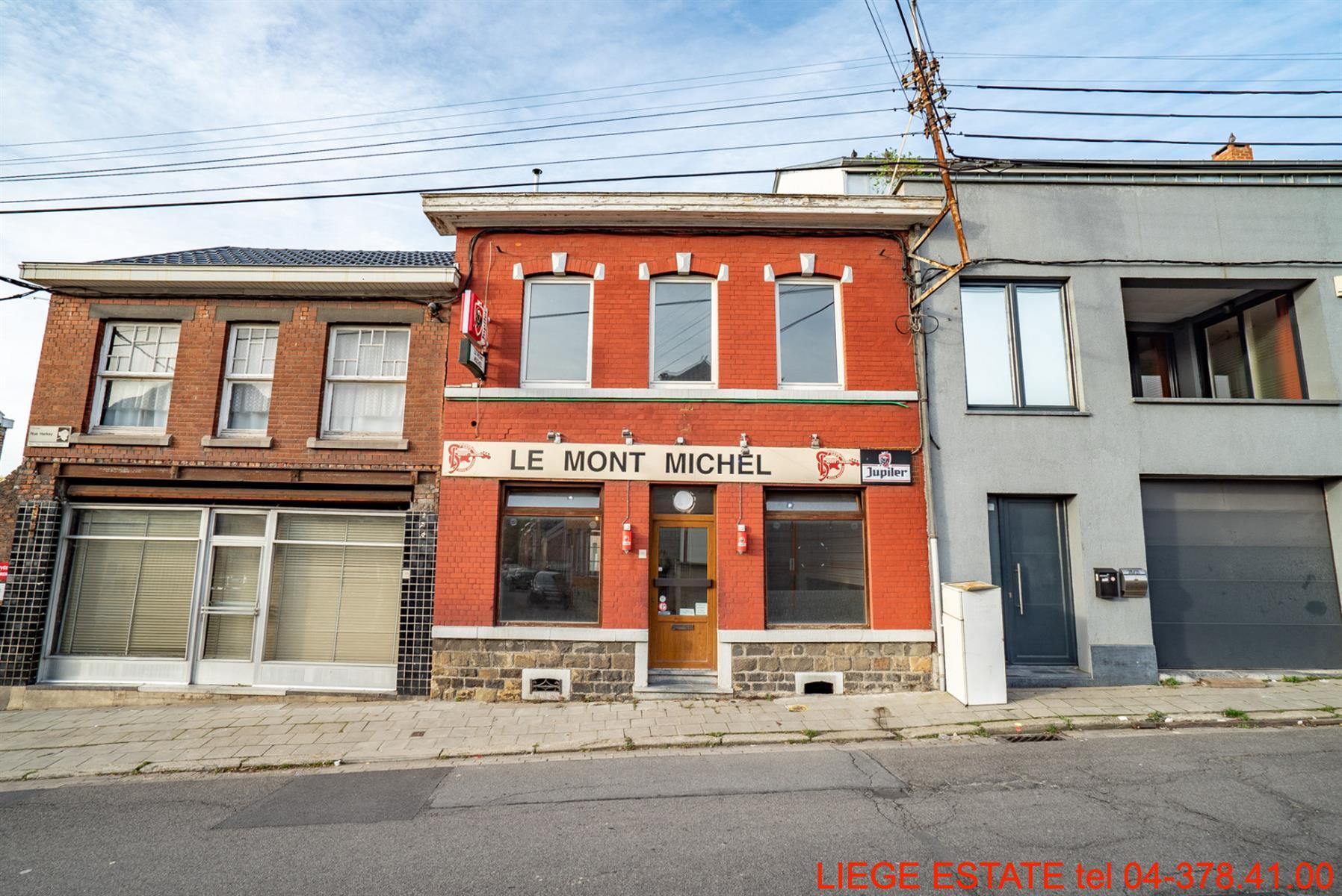 Immeuble mixte - Flémalle - #3878295-0