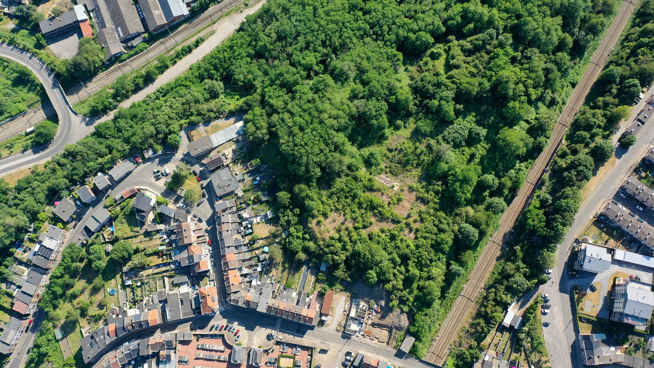 Building ground - Liège - #3878638-7