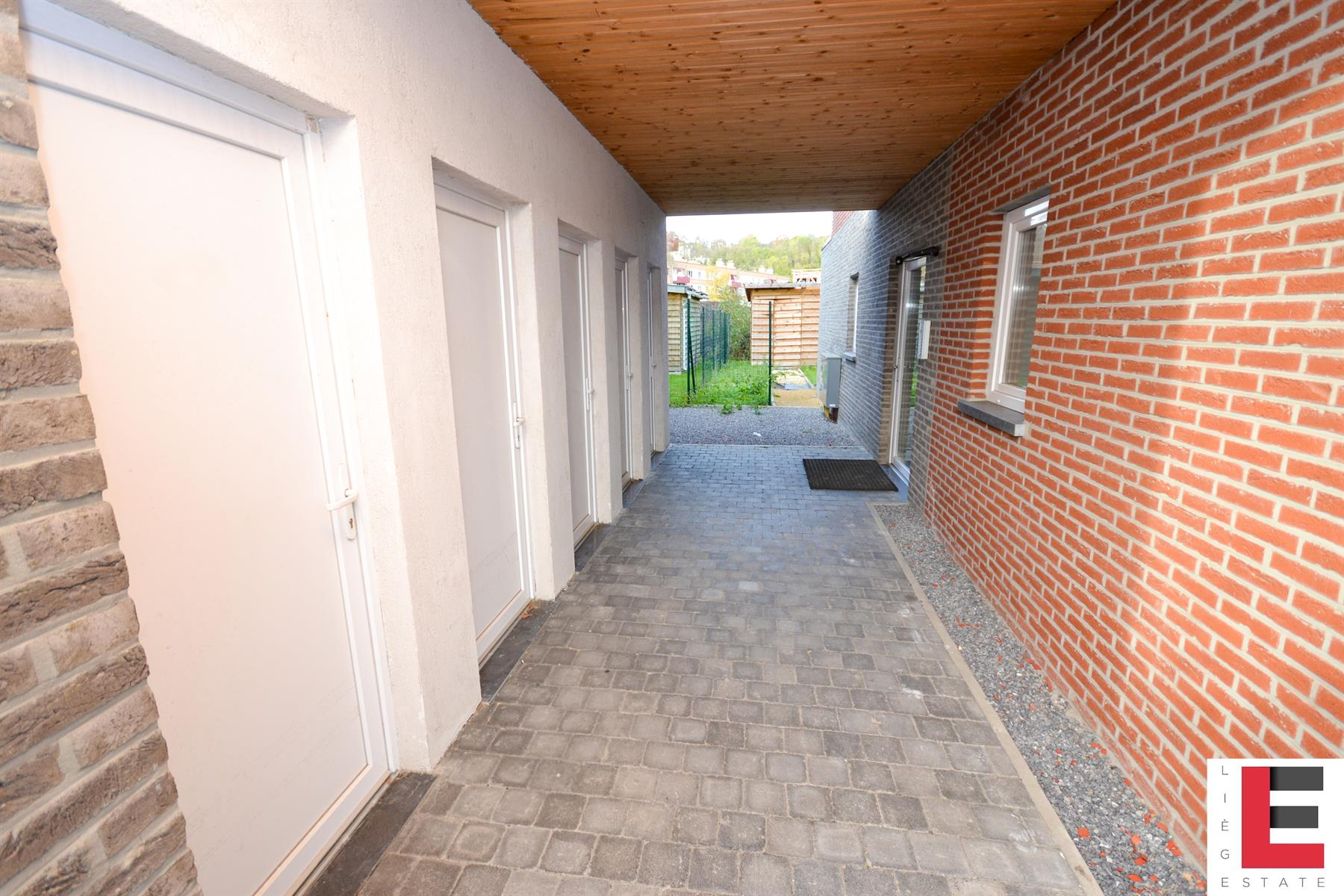 Ground floor with garden - Liege - #3914641-12
