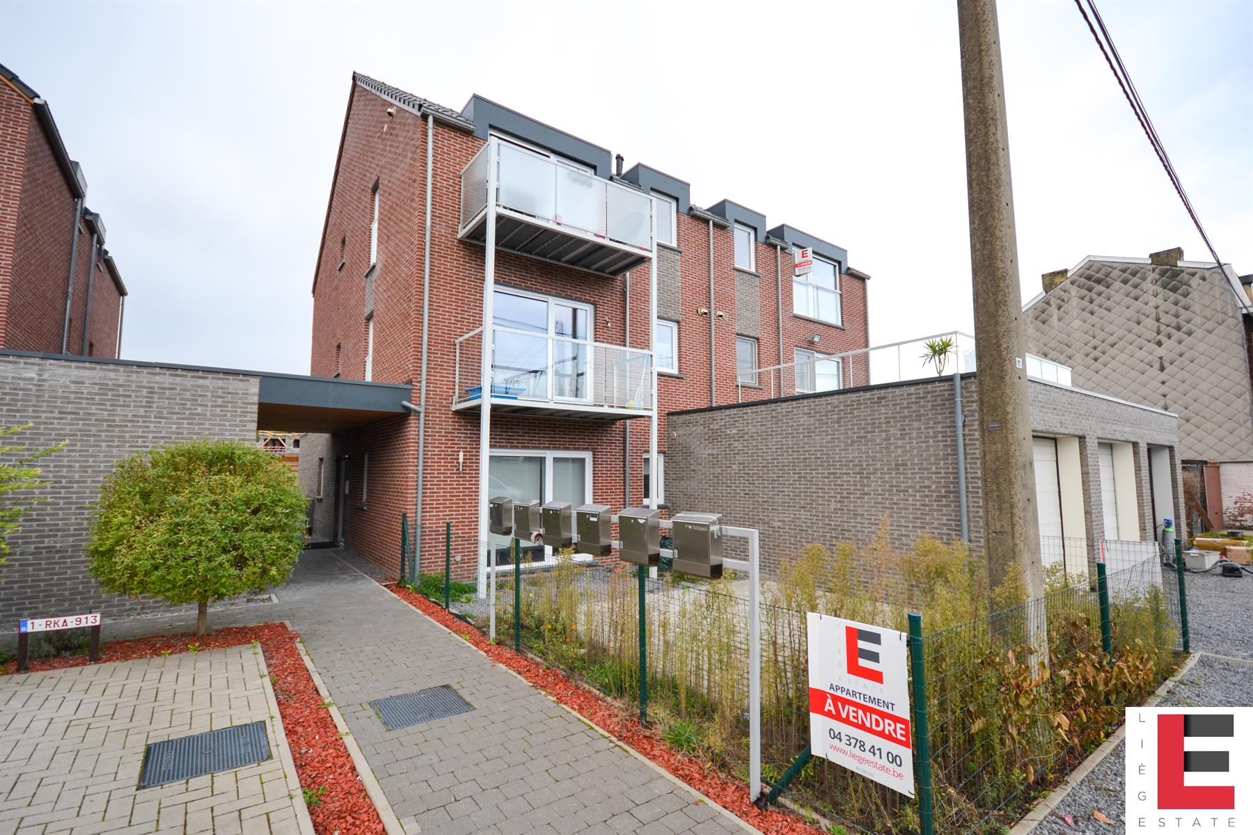 Residence Edith - Liege - #3920989-106