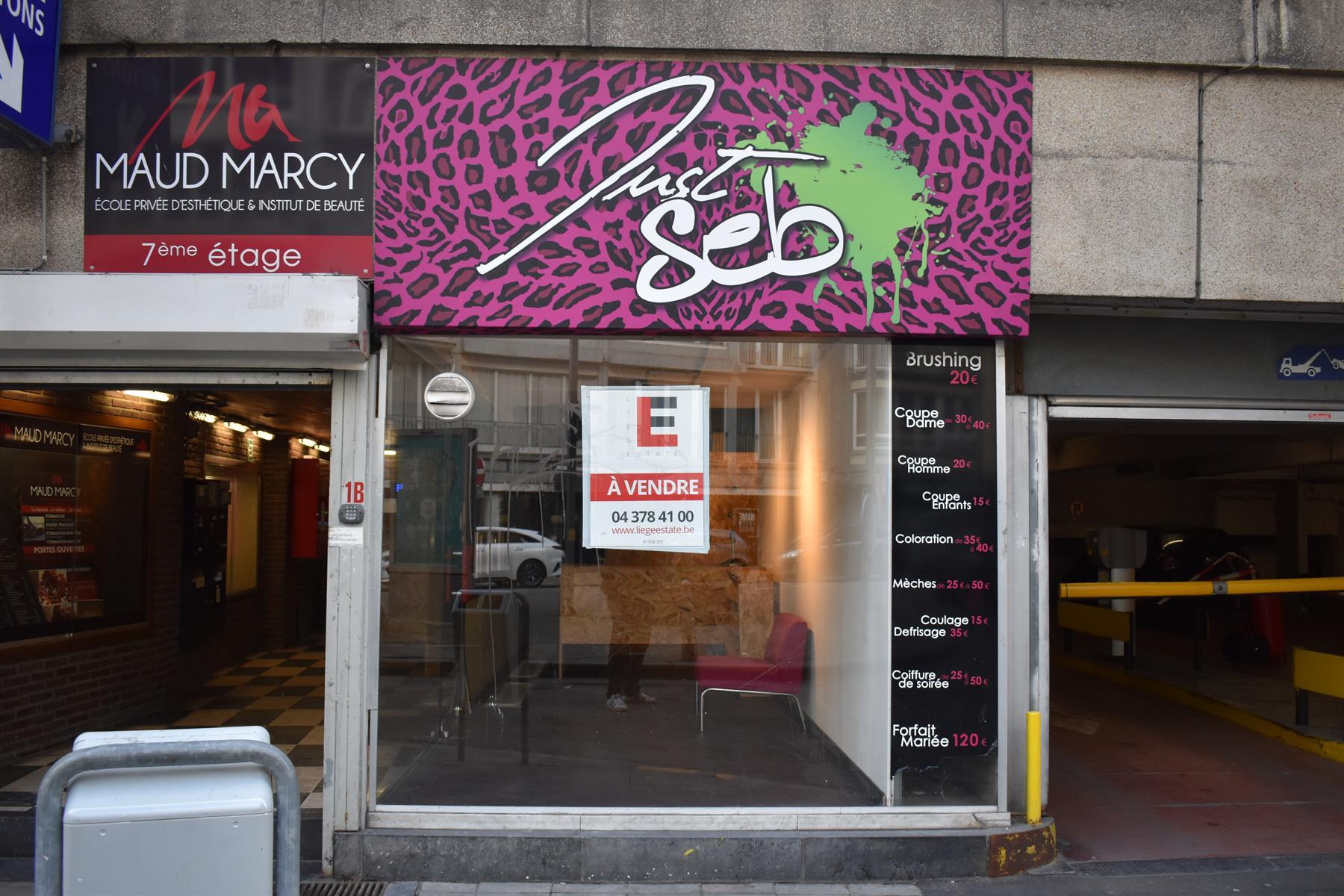 Individual shop - Liege - #3947410-0