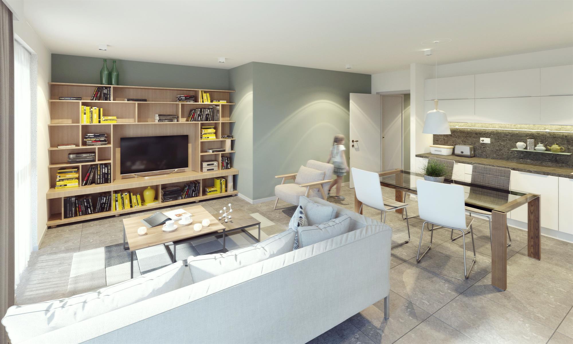 Ground floor with garden - Flemalle - #4197026-30