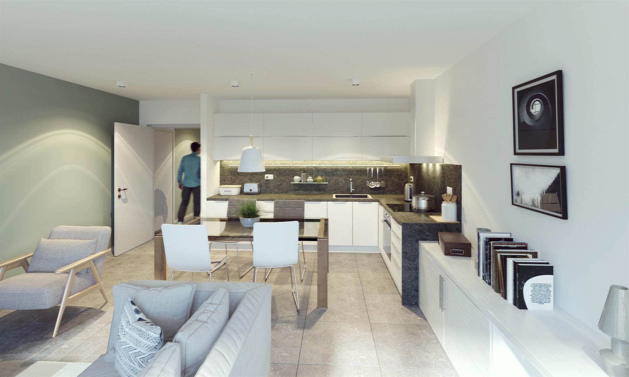Ground floor with garden - Flemalle - #4197026-29