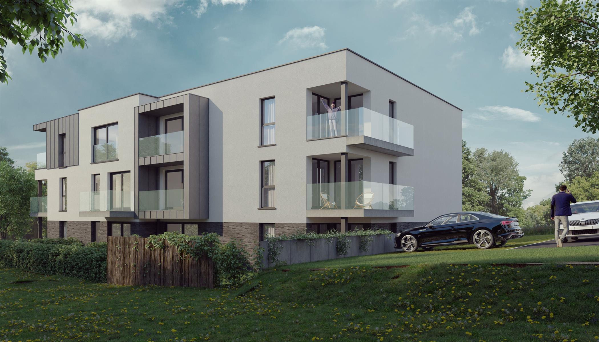 Ground floor with garden - Flemalle - #4197040-45