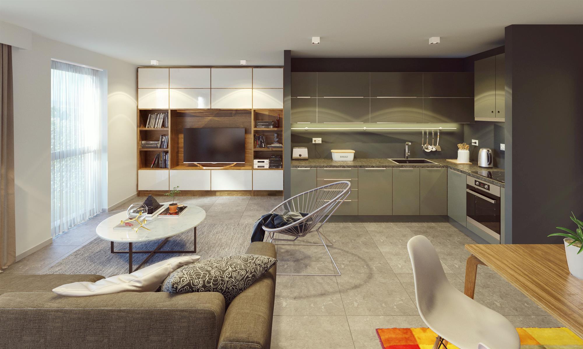 Ground floor with garden - Flemalle - #4197040-31