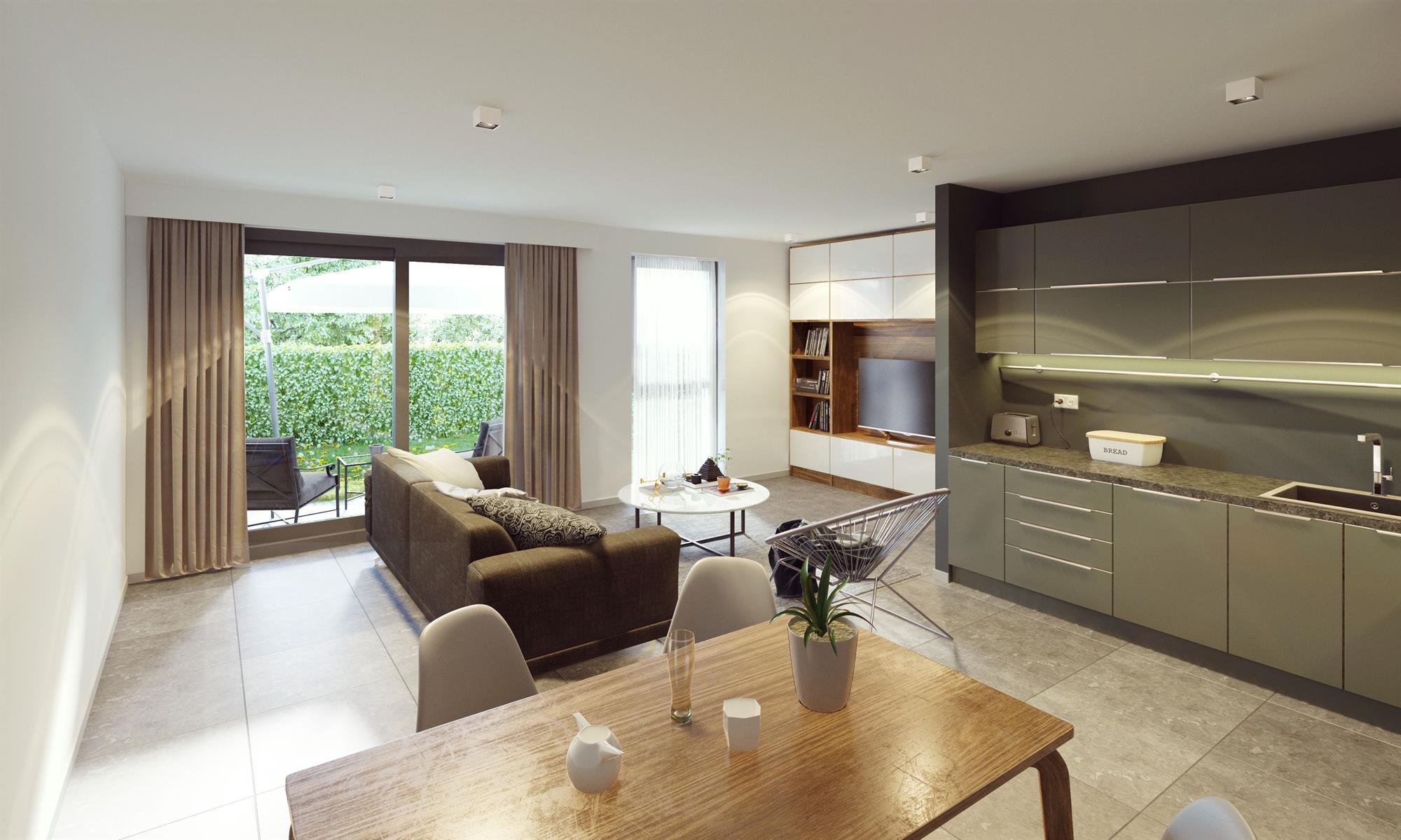 Ground floor with garden - Flemalle - #4197040-28