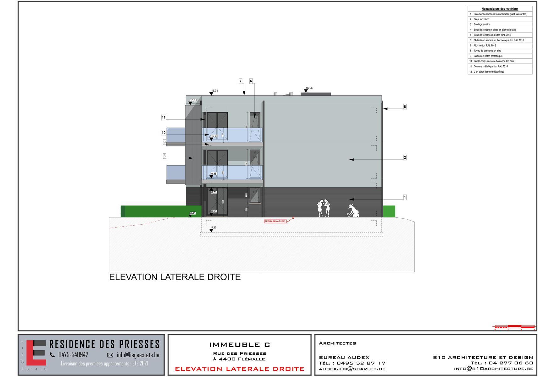Ground floor with garden - Flemalle - #4197040-51