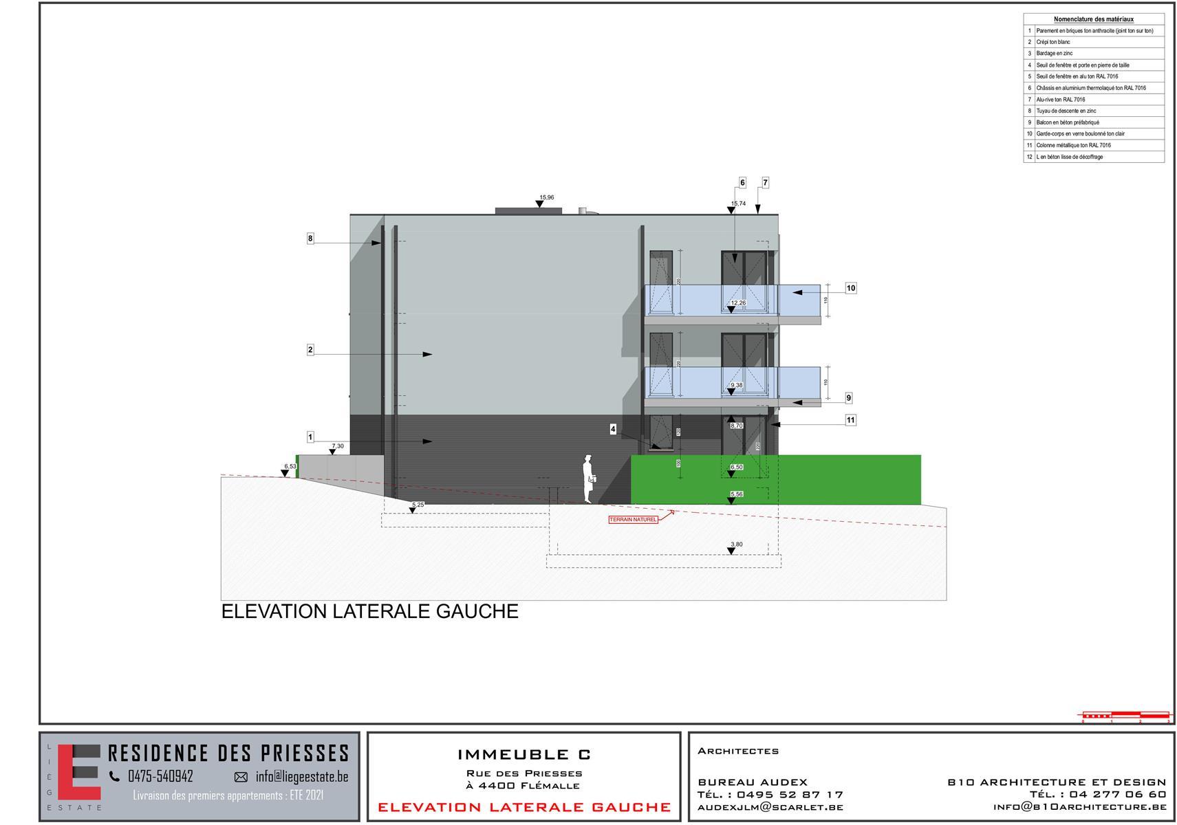 Ground floor with garden - Flemalle - #4197040-50