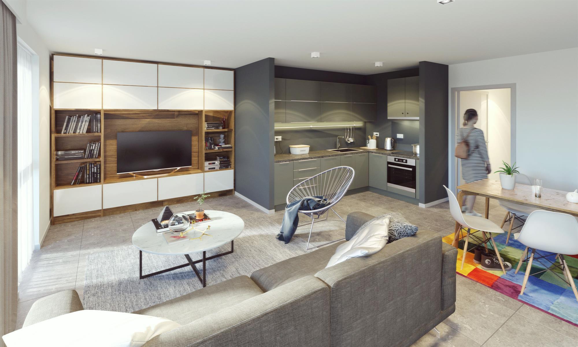 Ground floor with garden - Flemalle - #4197040-30