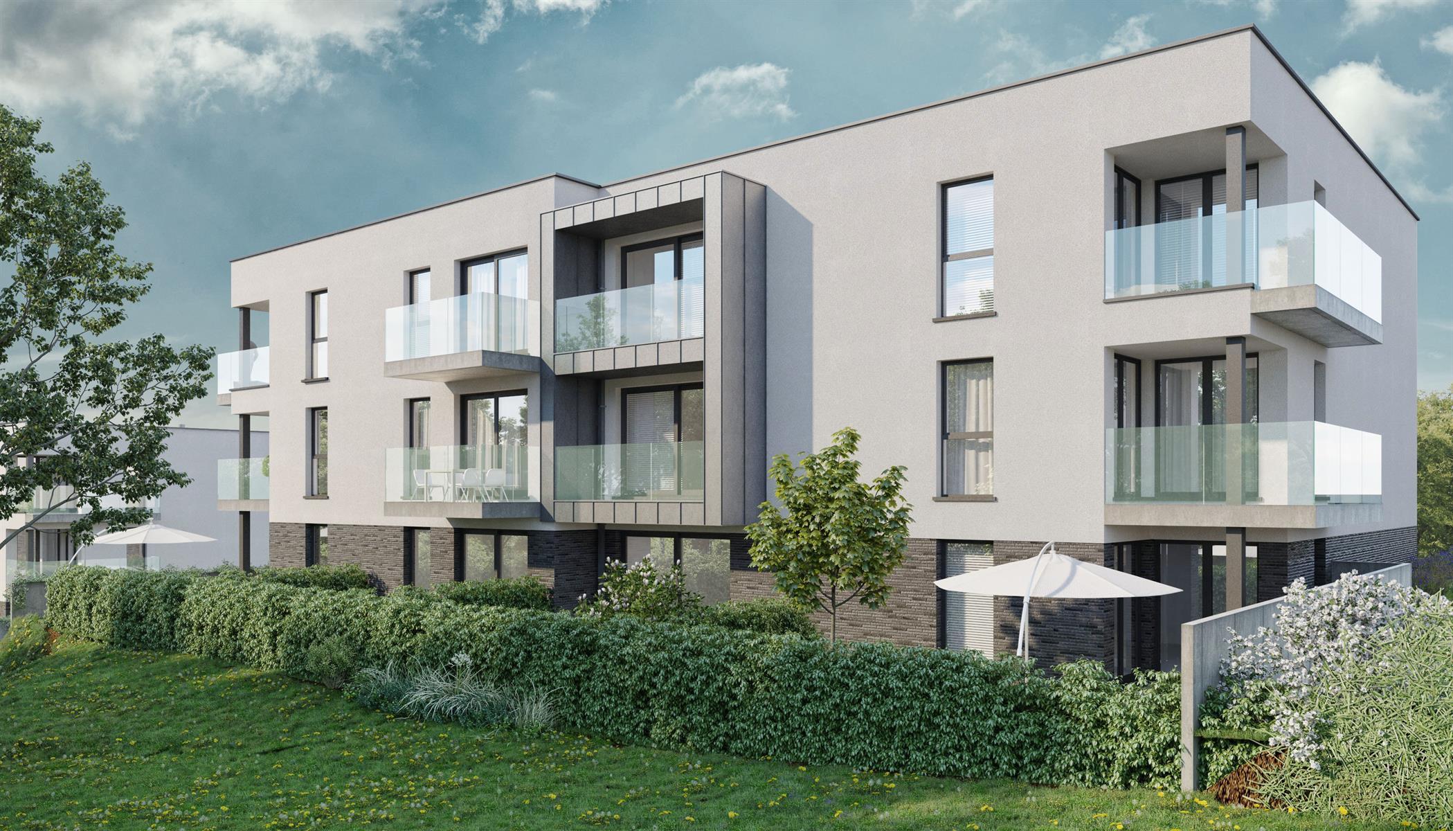 Ground floor with garden - Flemalle - #4197040-44