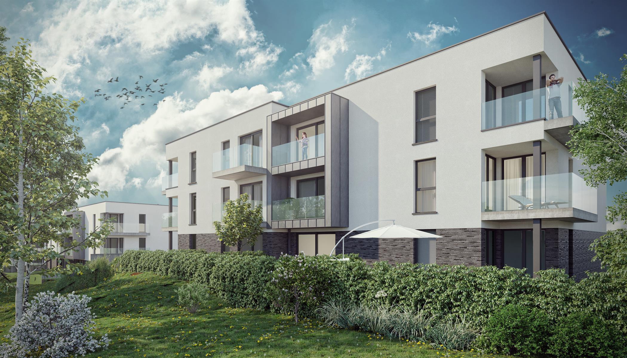 Ground floor with garden - Flemalle - #4197040-41