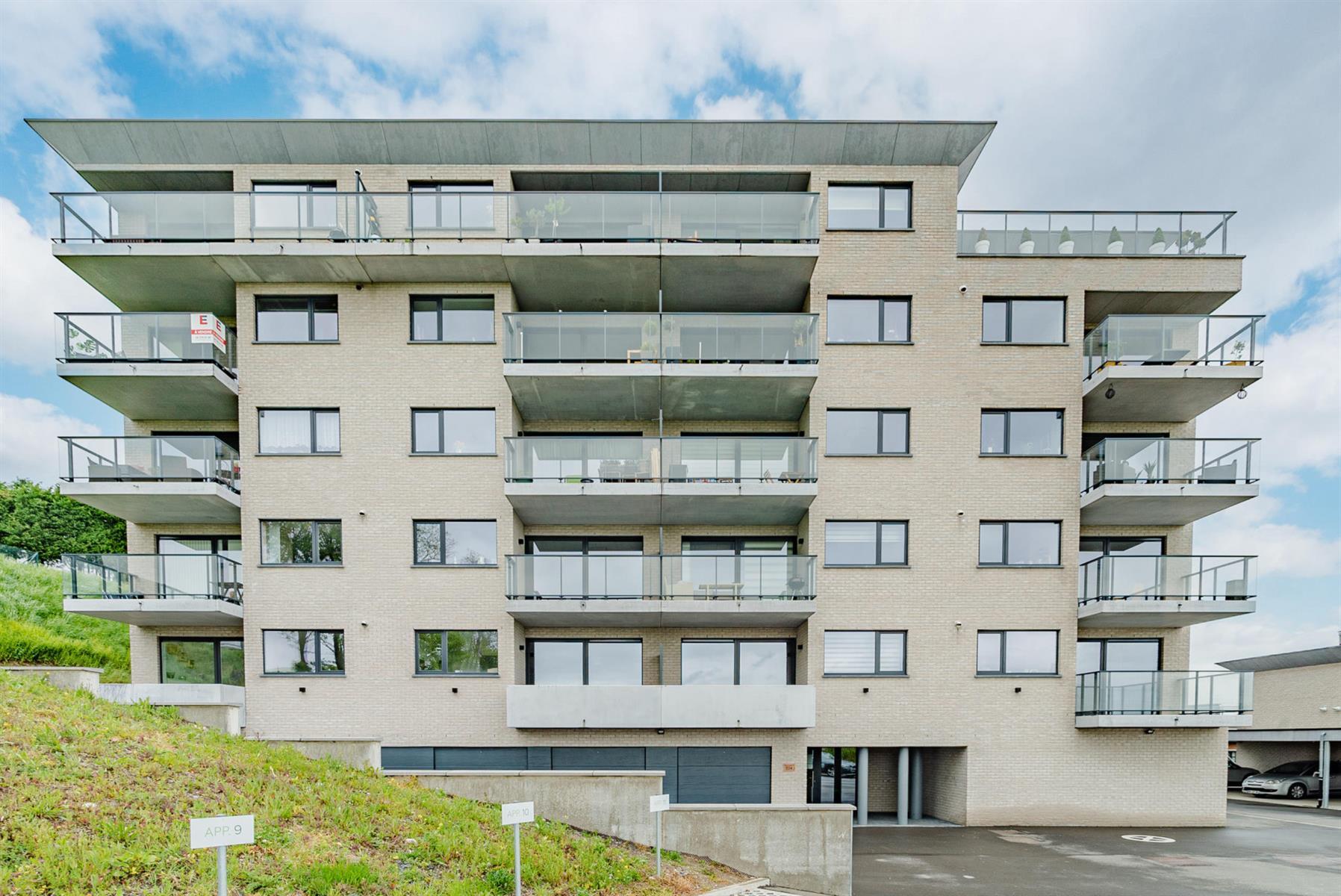 Appartement - Grâce-hollogne - #4364483-0