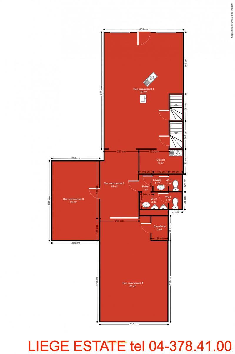 Immeuble mixte - Flémalle - #4499697-24