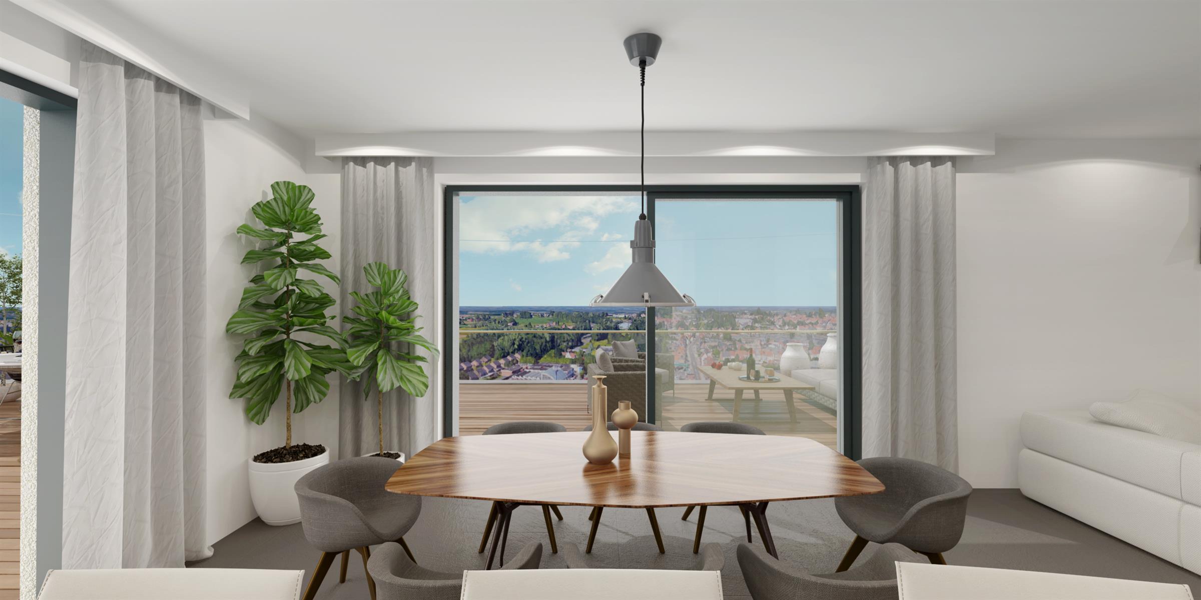Appartements à vendre à Mouscron - Possibilité TVA à 6% (sous conditions)