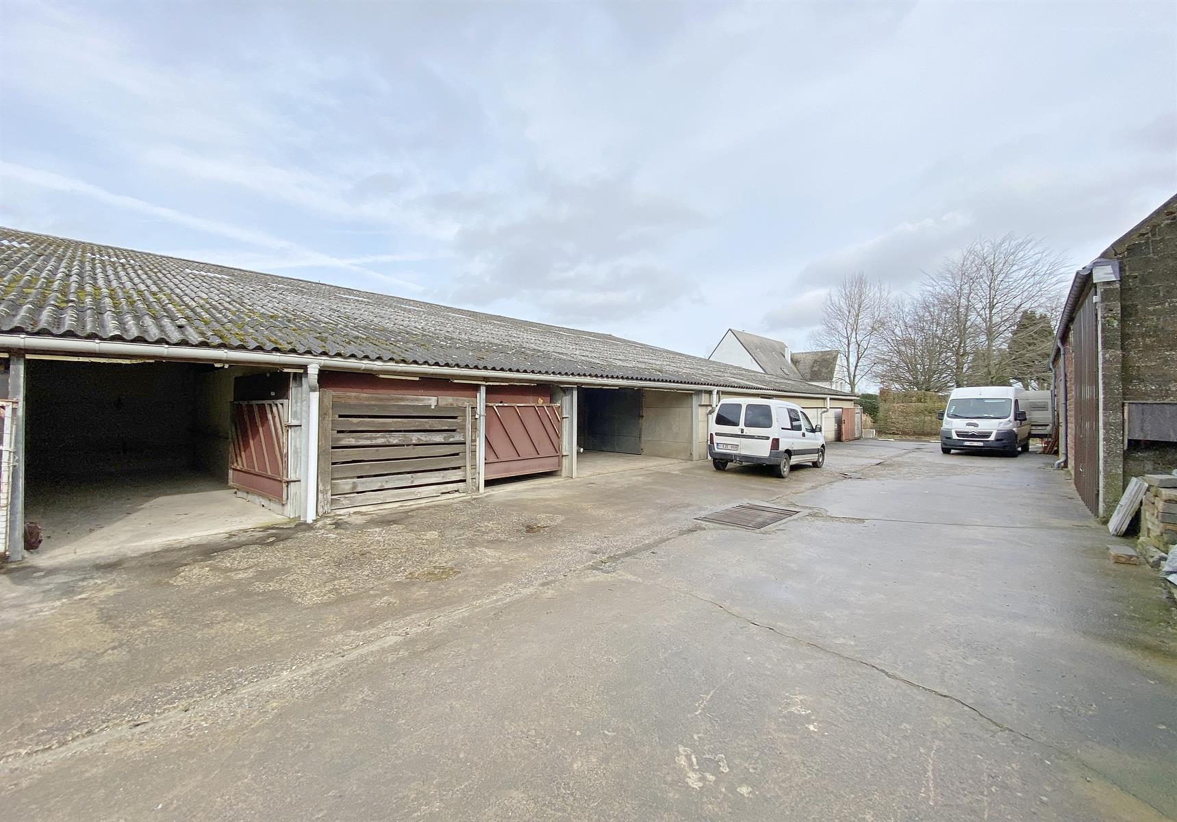 Entrepôt - Thorembais-Saint-Trond - #4286886-4