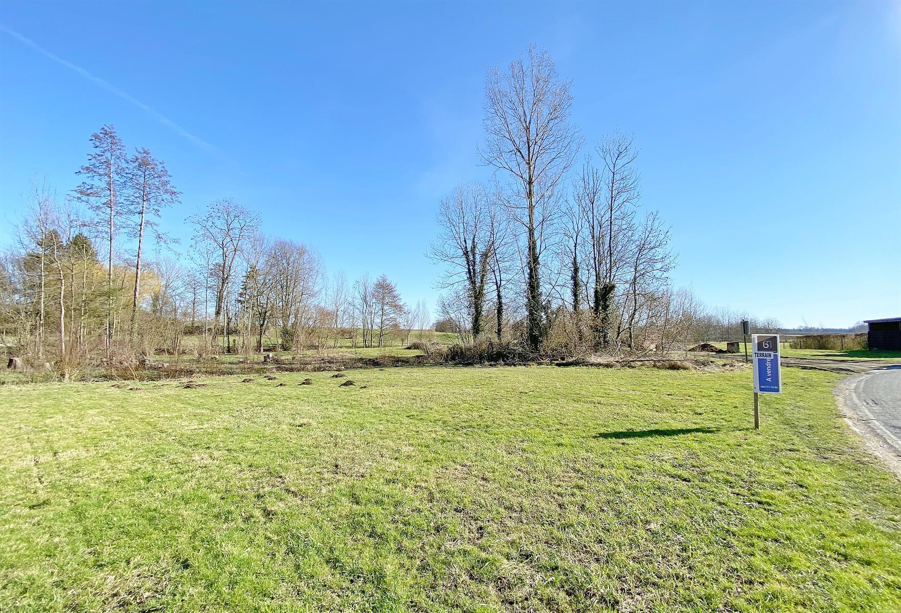 Terrain à bâtir (projets) - Noville-les-Bois - #4290891-0