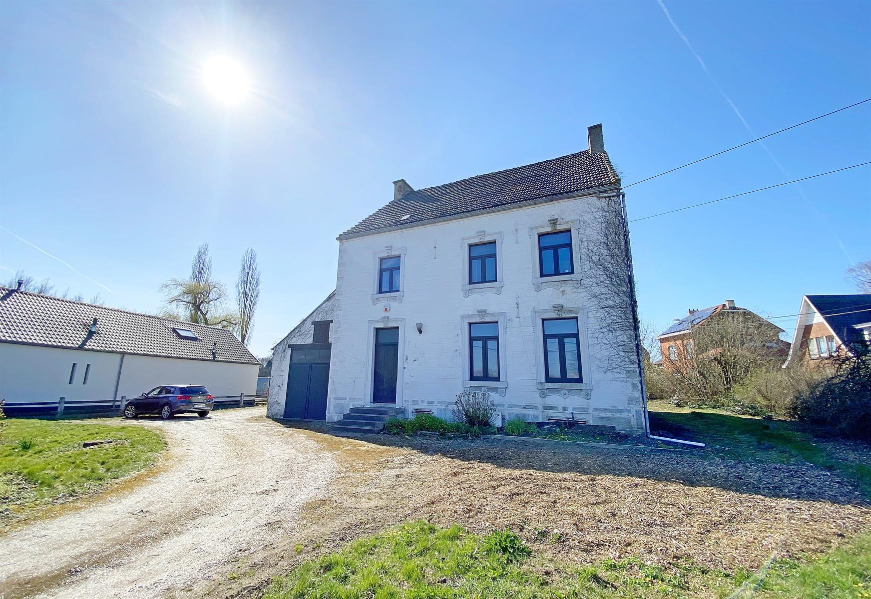 Maison de maître - Bolinne - #4326586-0