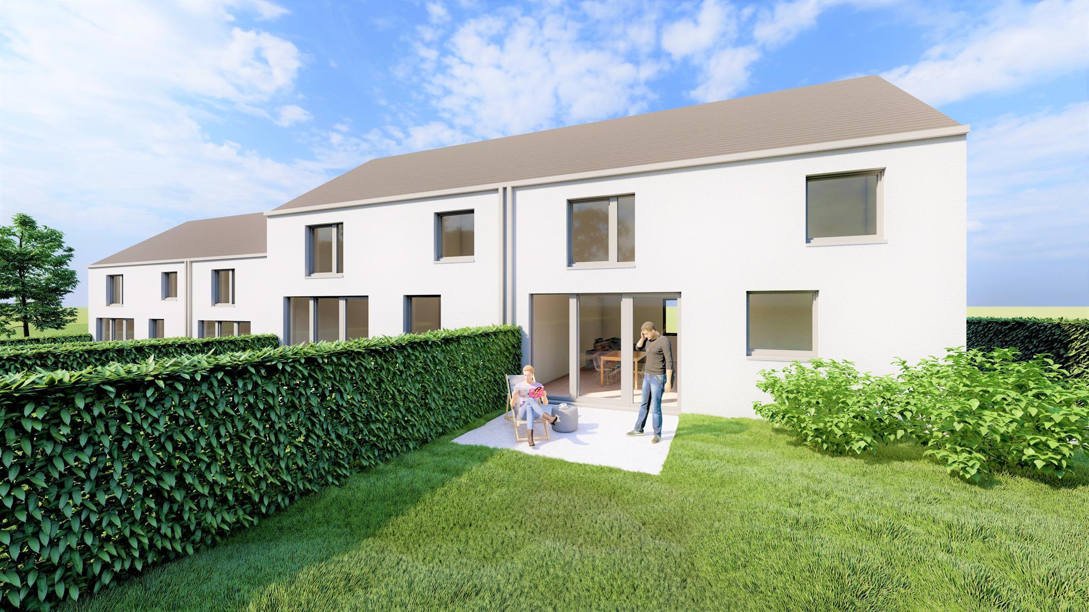 Huis - Neufchâteau - #4422286-2