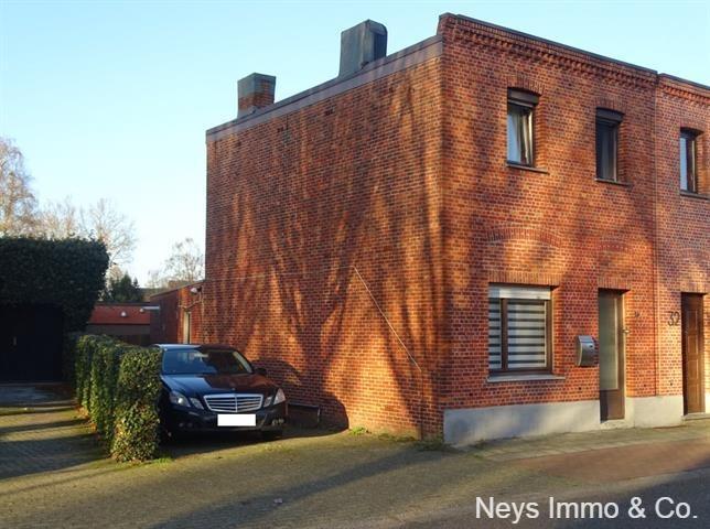 Te koop: huis te Essen - Paviljoenweg  34