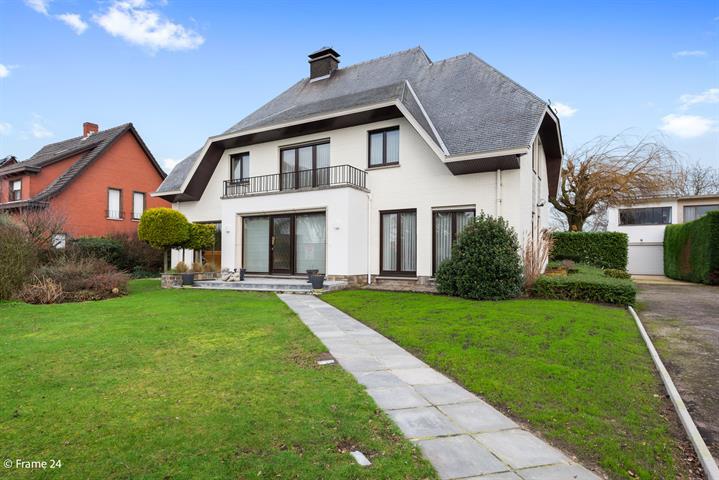 Te koop: villa te Wuustwezel - Kalmthoutsesteenweg 114