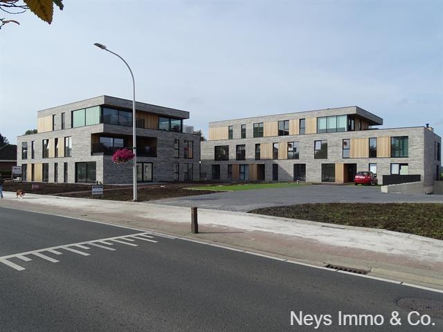 Te huur: gelijkvloerse verdieping te Kalmthout - Brasschaatsteenweg 46 bus 1