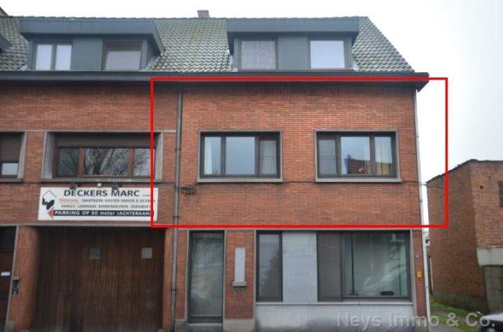 Te huur: appartement te Kalmthout - Brasschaatsteenweg 4b2