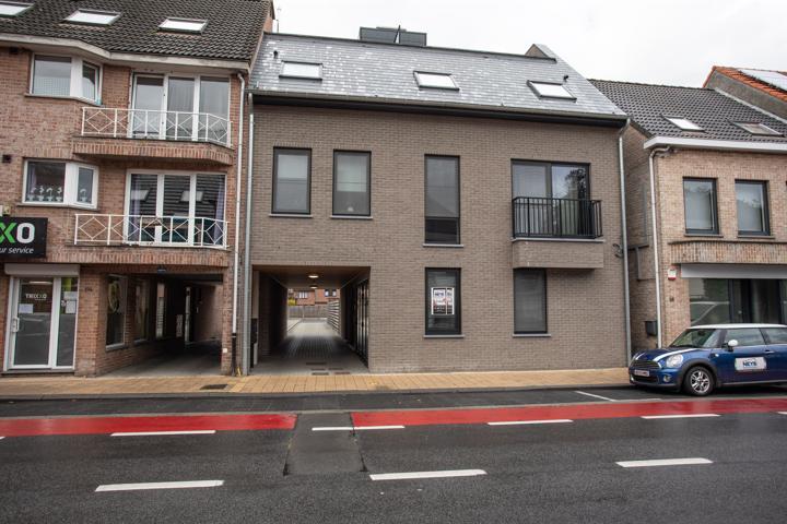 Te huur: gelijkvloerse verdieping te Essen-Centrum - Stationsstraat 58