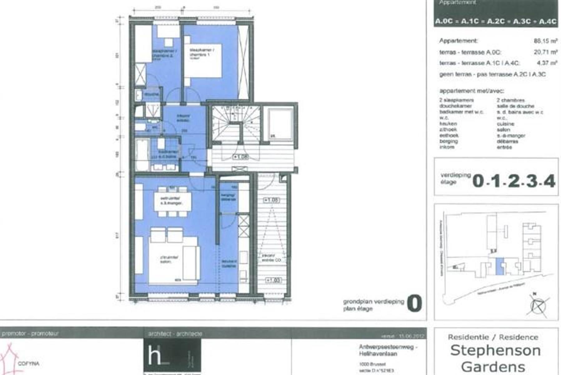 Appartement - Bruxelles - #3999280-1
