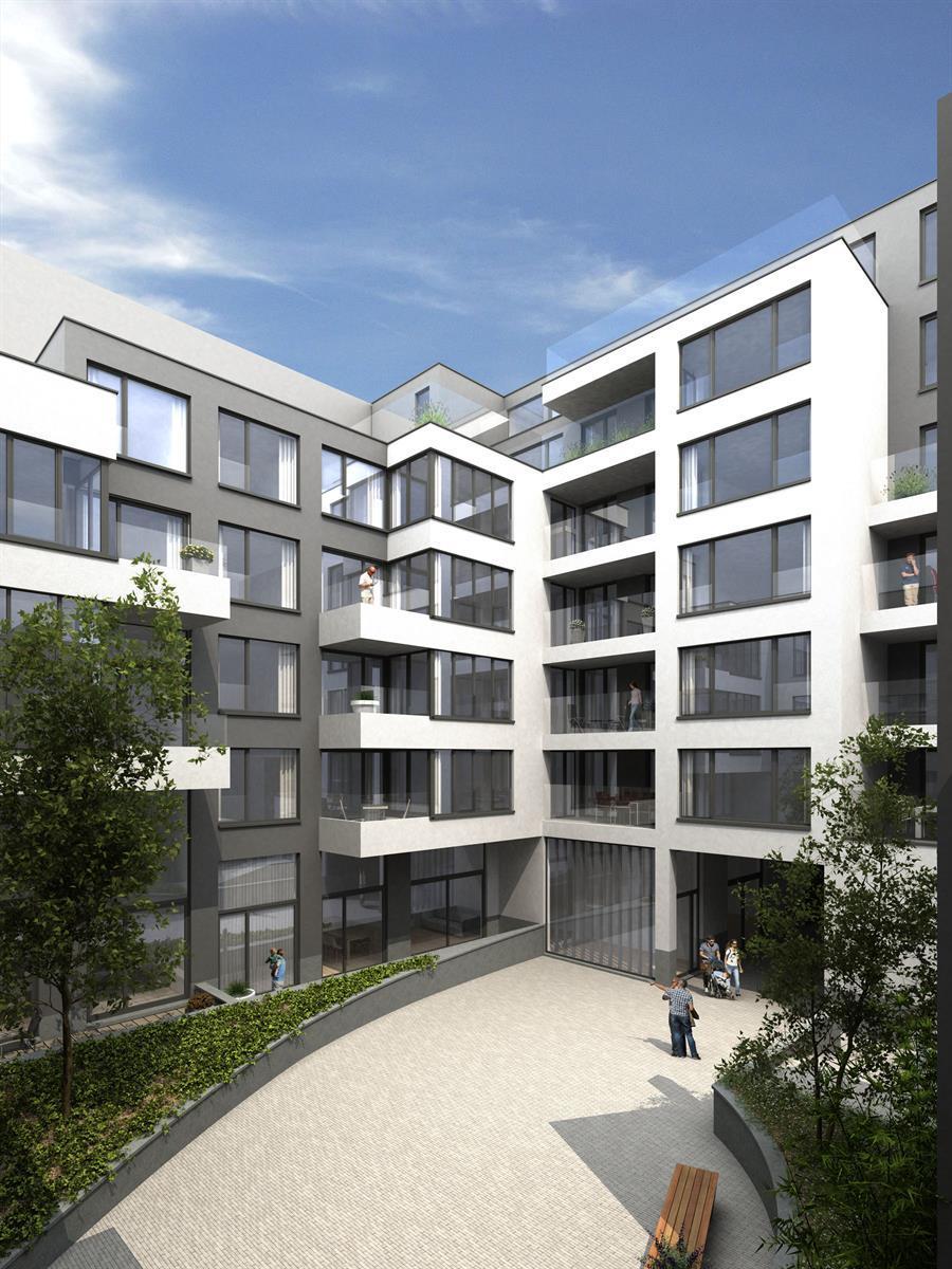 Flat - Saint-Gilles - #3999449-3