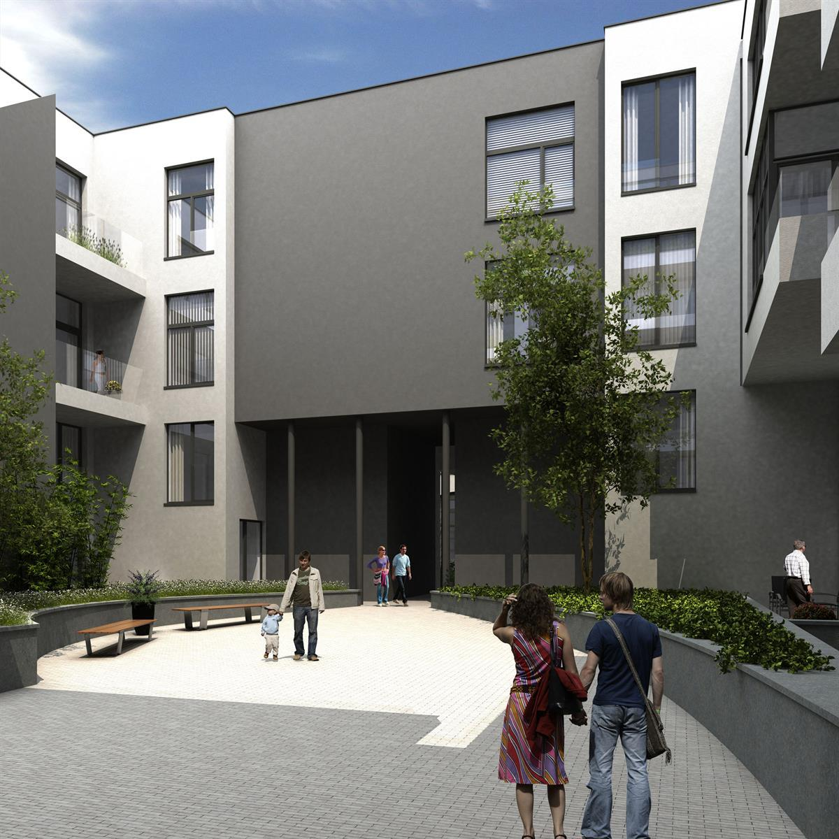 Ground floor - Saint-Gilles - #3999472-1