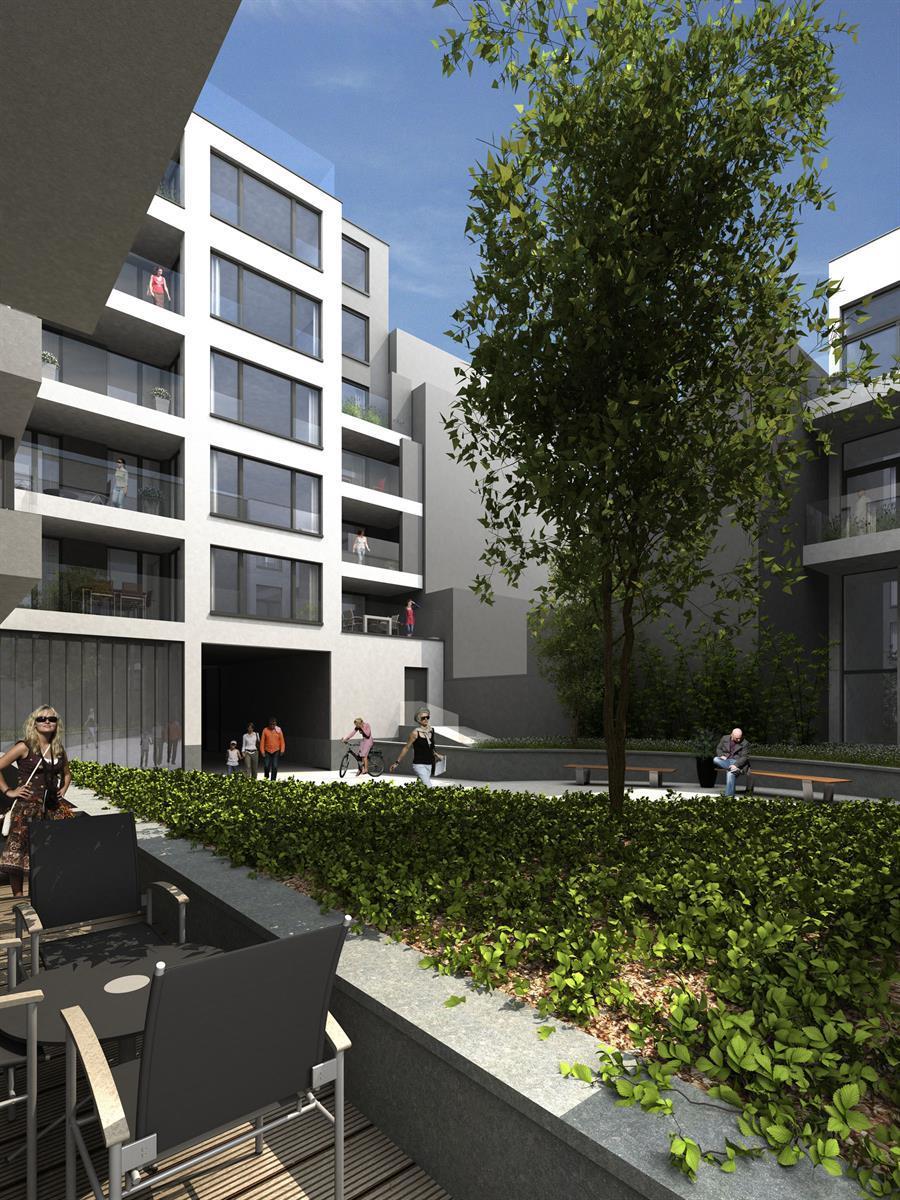 Ground floor - Saint-Gilles - #3999476-2