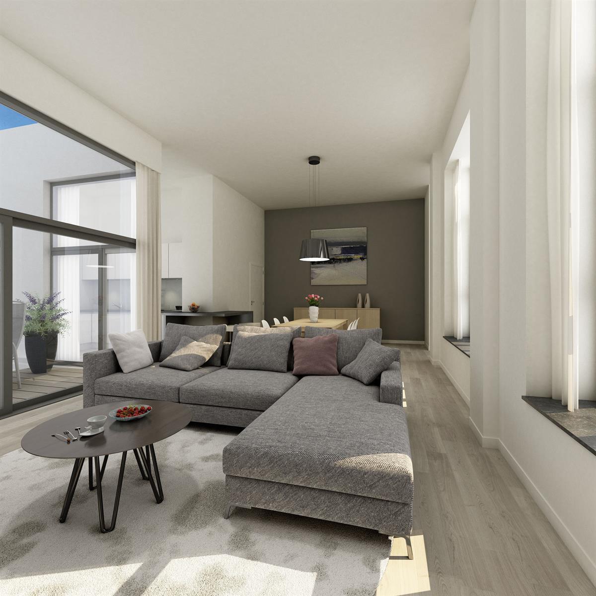 Ground floor - Saint-Gilles - #3999476-9