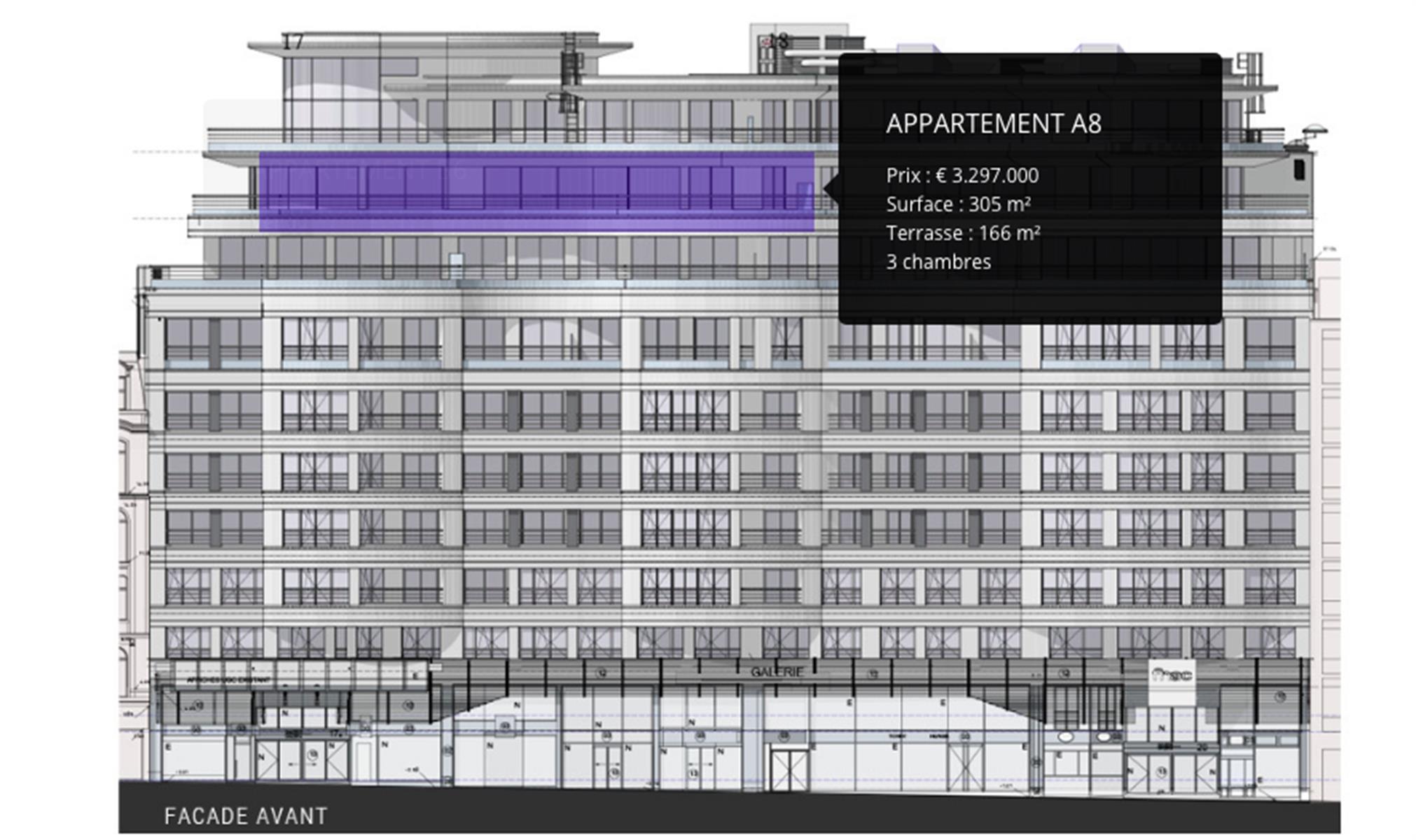 Appartement - Ixelles - #3999486-6