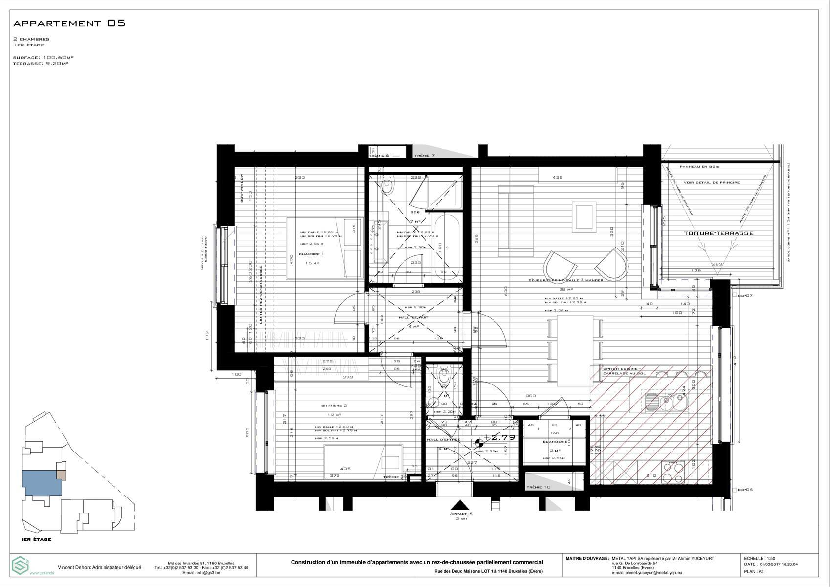 Appartement - Evere - #3999675-14