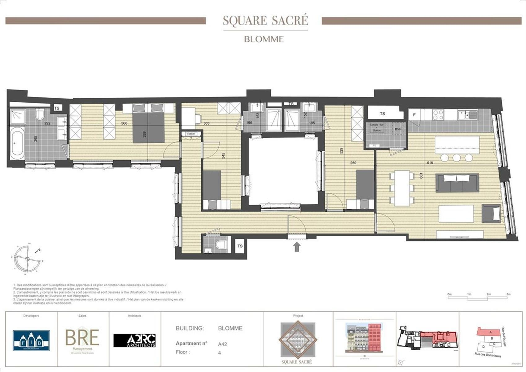 Appartement - Bruxelles - #3999853-1