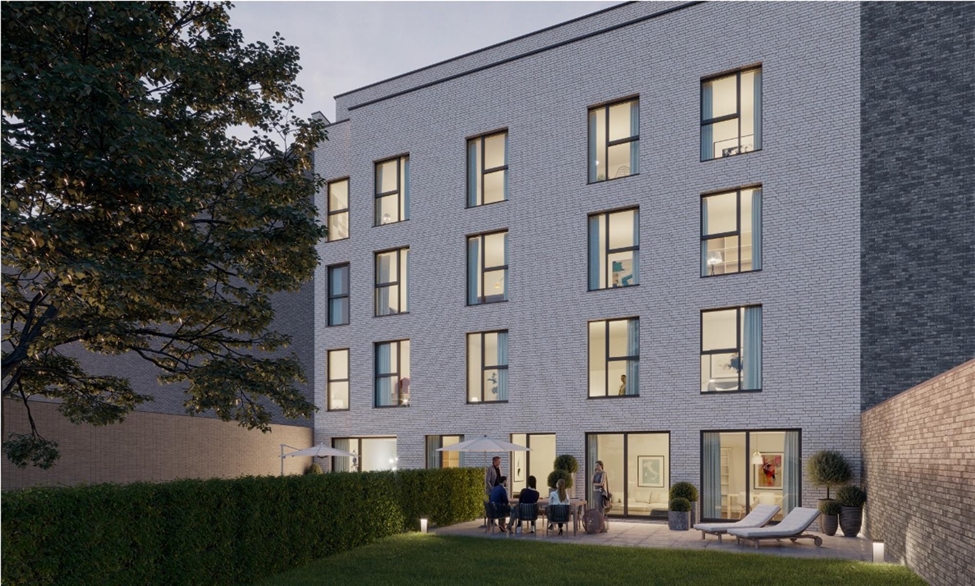 Ground floor with garden - Molenbeek-Saint-Jean - #4146201-3