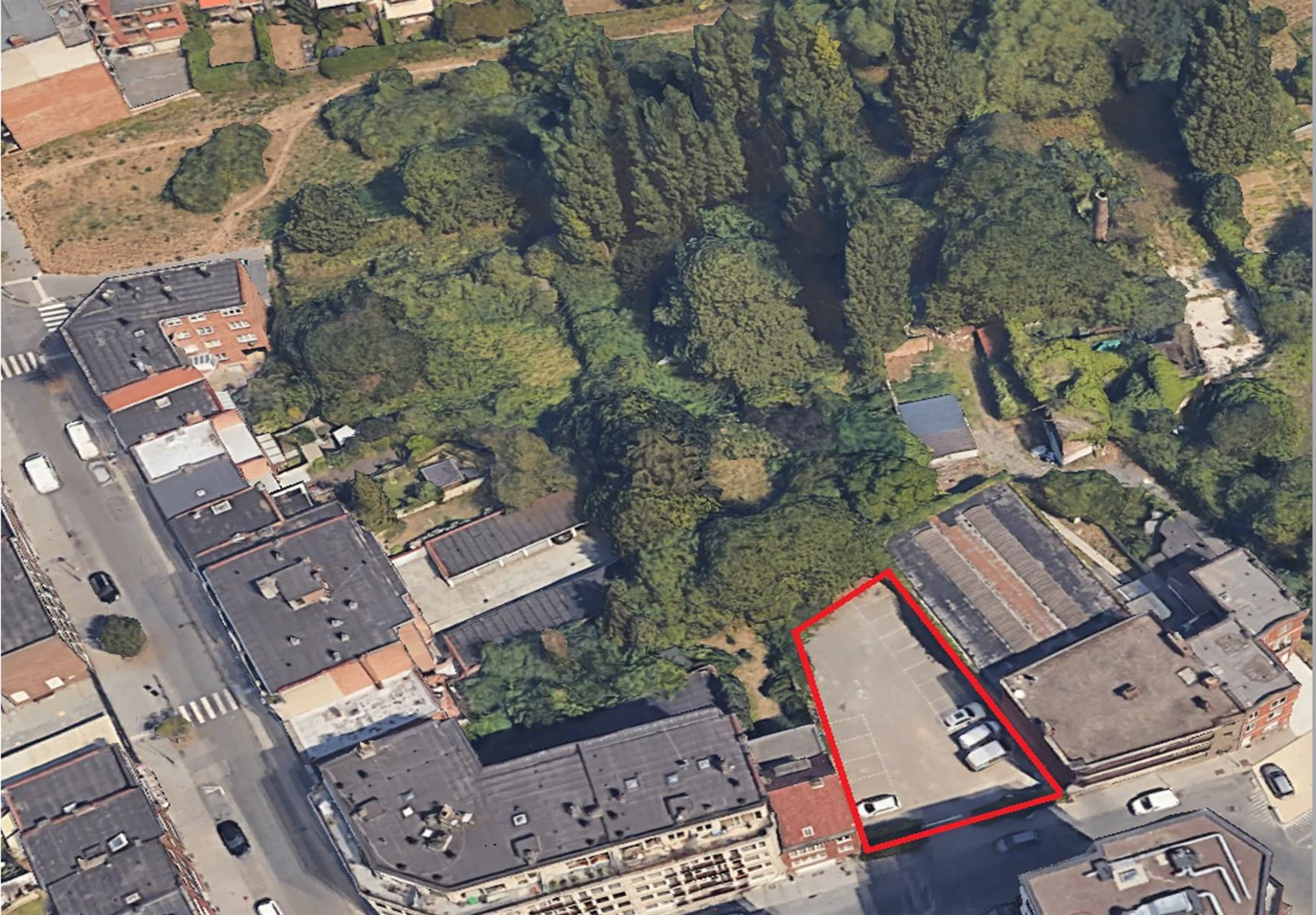 Ground floor with garden - Molenbeek-Saint-Jean - #4146203-1