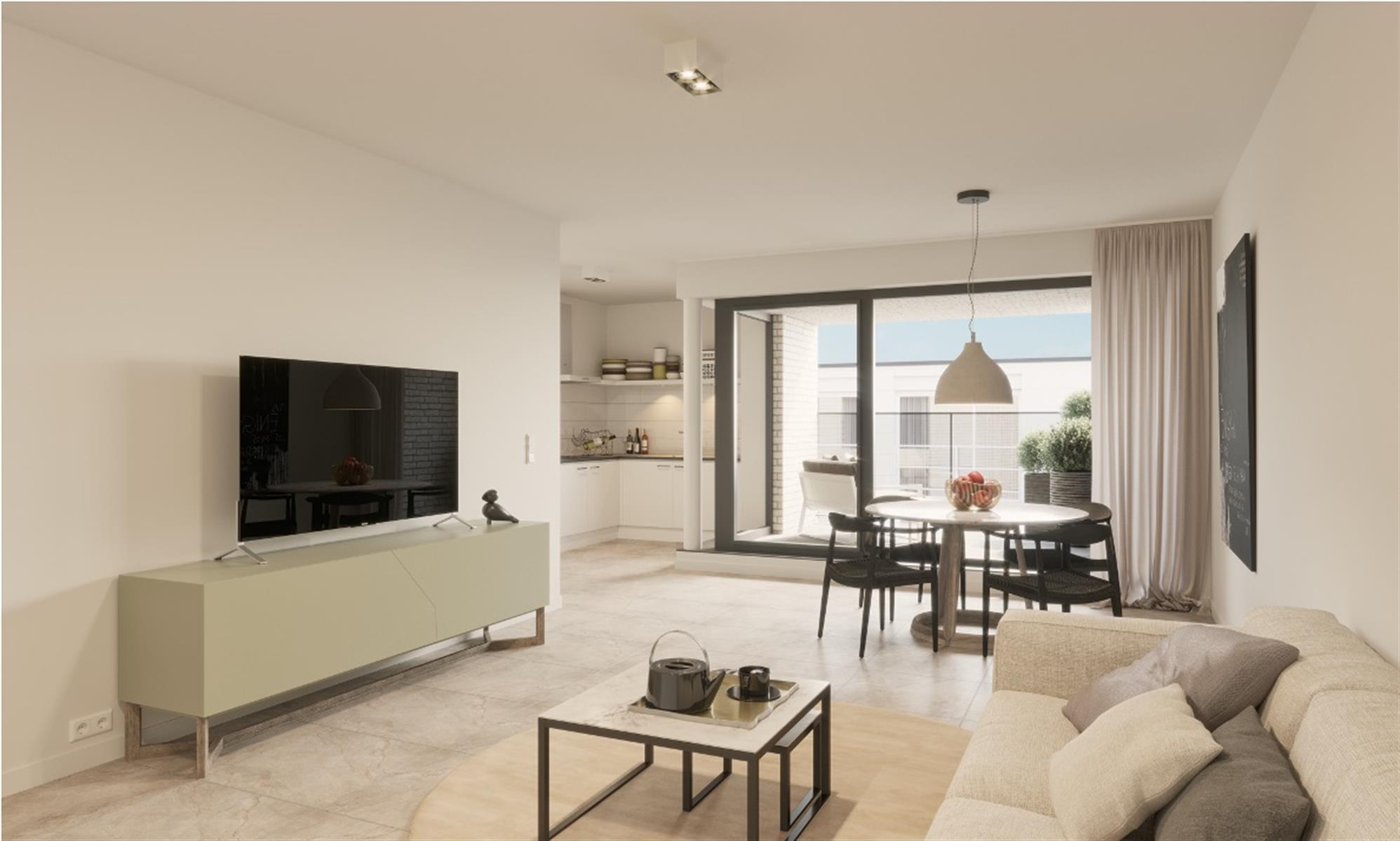 Appartement - Molenbeek-Saint-Jean - #4146207-2