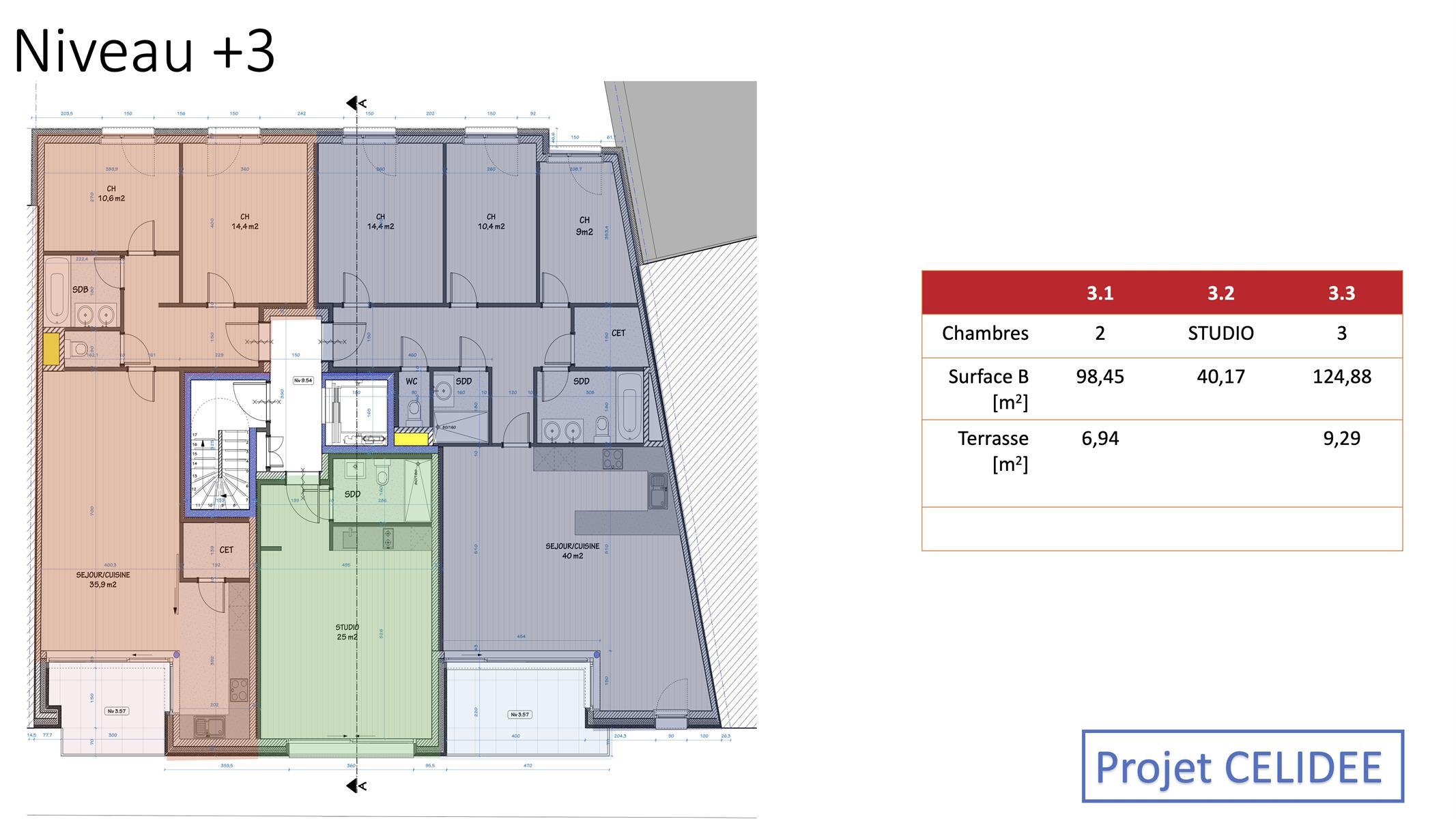 Appartement - Molenbeek-Saint-Jean - #4146218-4