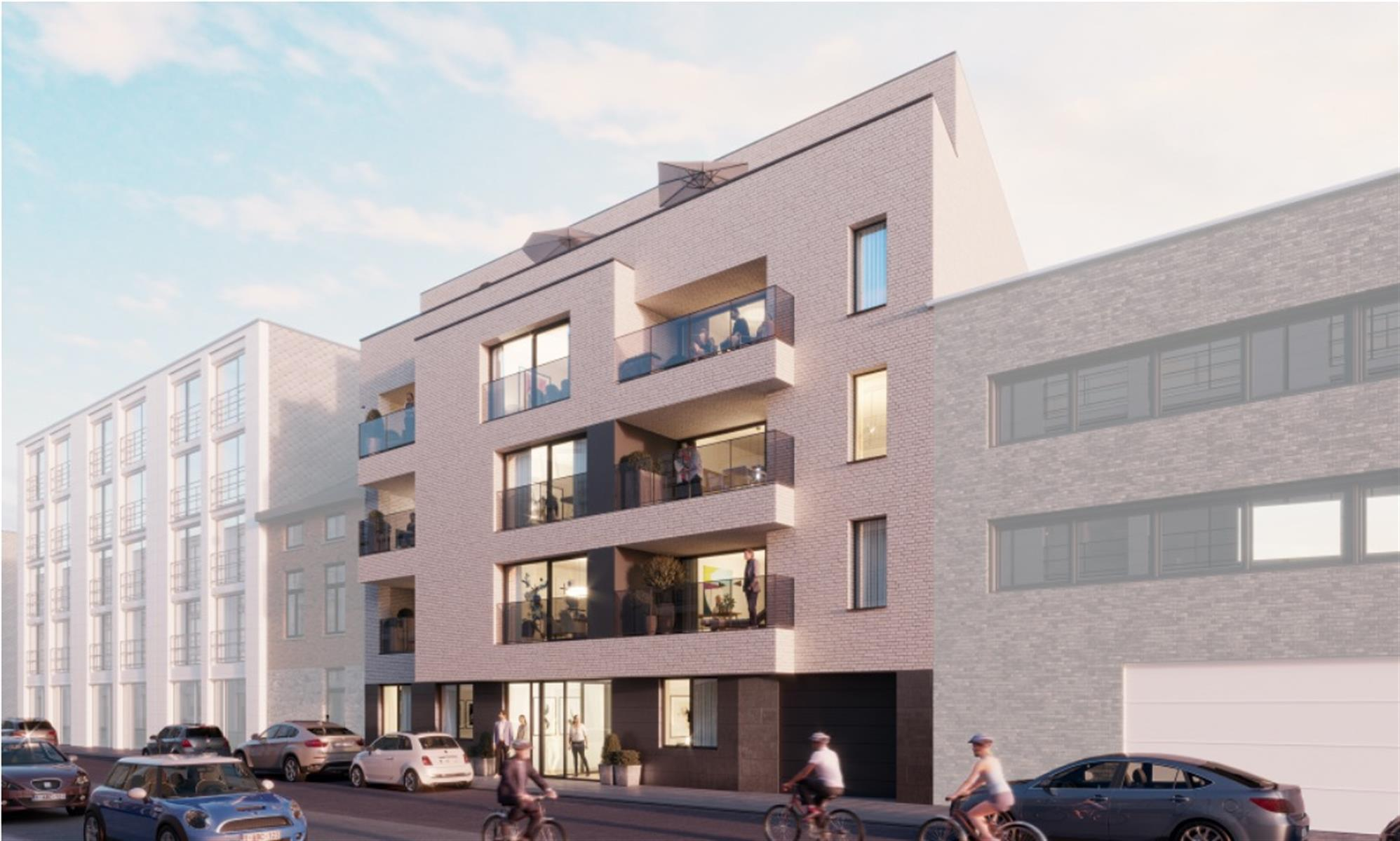 Appartement - Molenbeek-Saint-Jean - #4146218-0