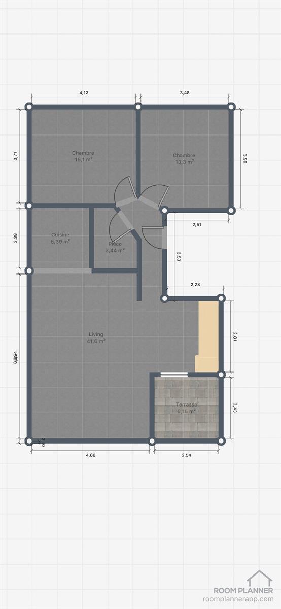 Duplex - Herstal - #4239437-8
