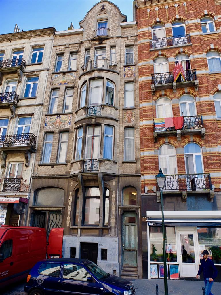 App. in charmant huis - Saint-Gilles - #3573404-1