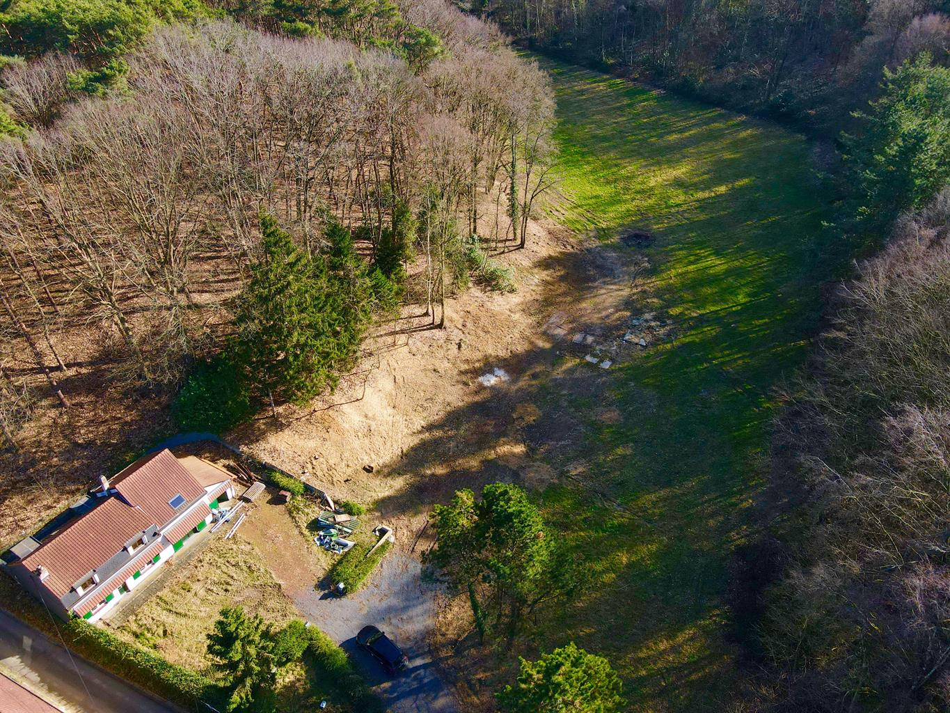 Building ground - Rhode-Saint-Genese - #4290694-0