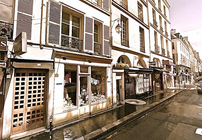 PARIS - ST GERMAIN - Nous vous proposons une jolie boutique � c�der (120.000?) et � louer (1.800 ? m