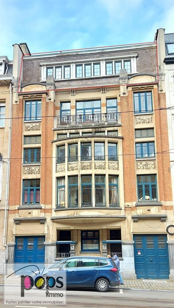 App. dans maison de caractère - Bruxelles - #4307427-30