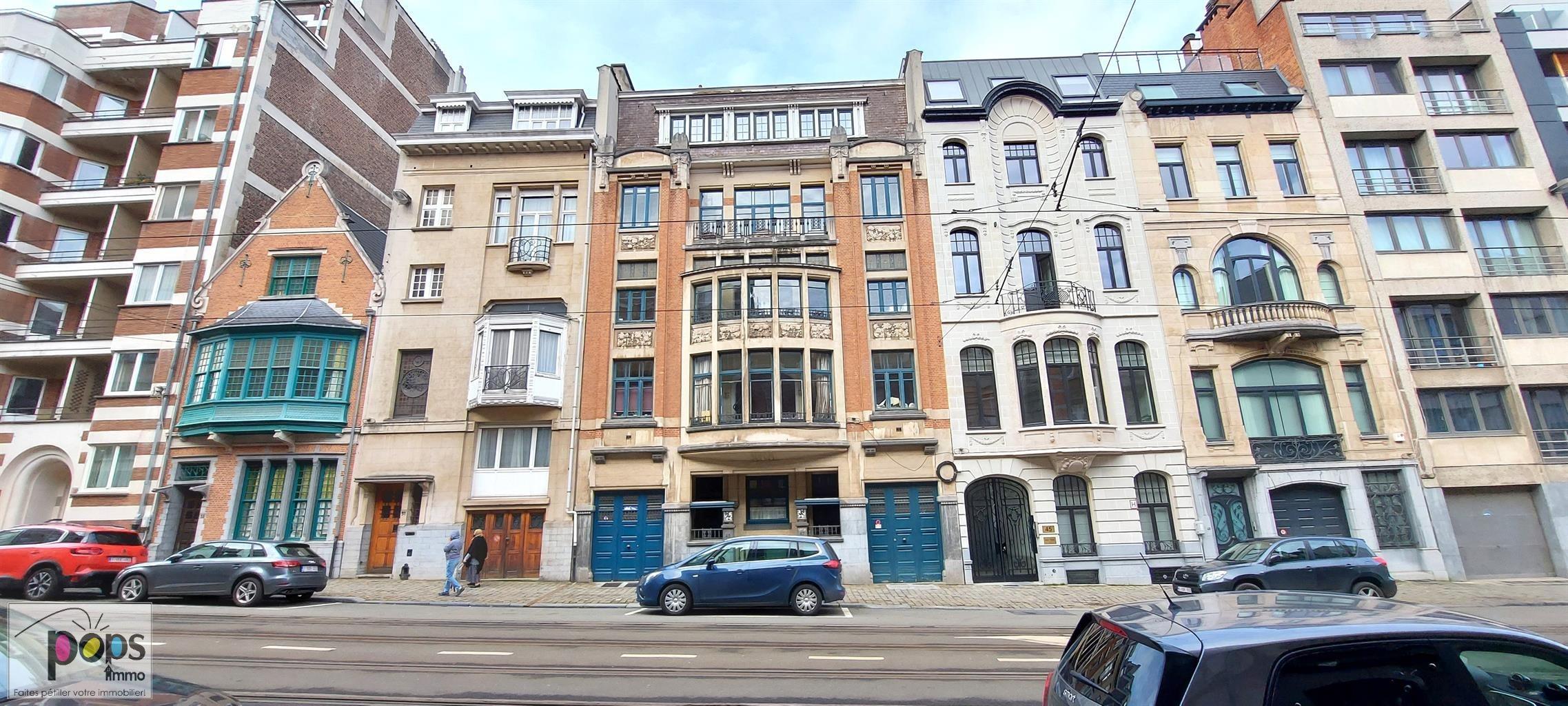 App. dans maison de caractère - Bruxelles - #4307427-1