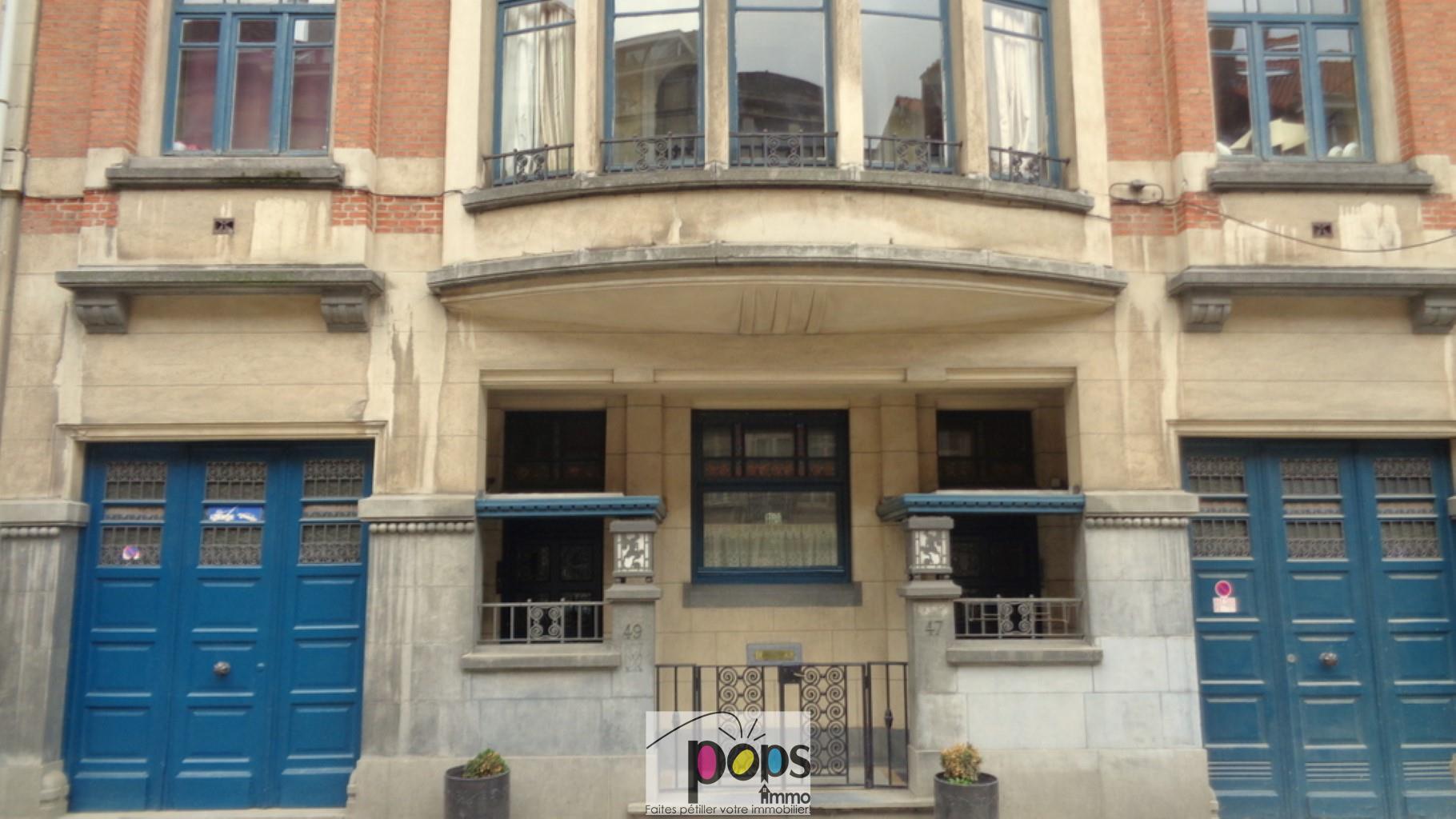 App. dans maison de caractère - Bruxelles - #4307427-2