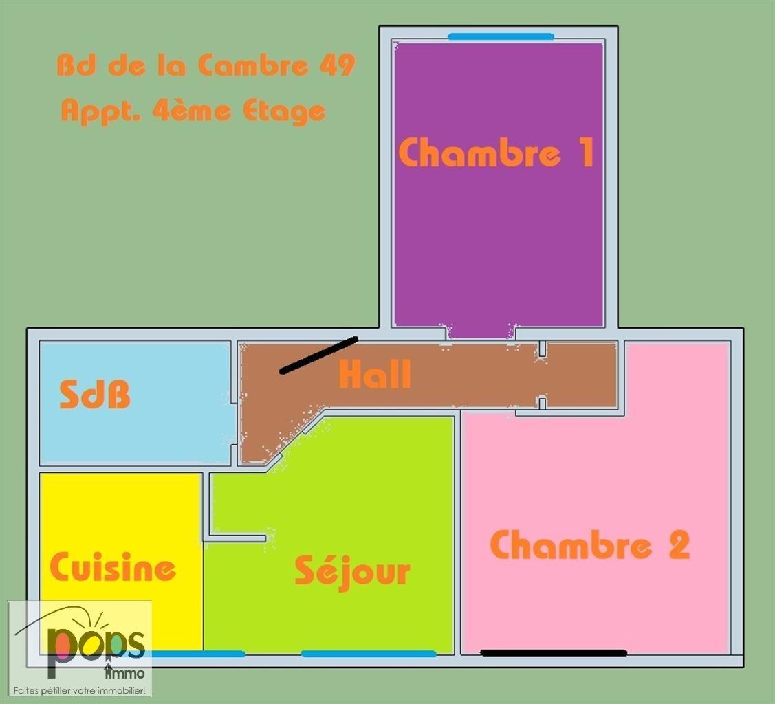 App. dans maison de caractère - Bruxelles - #4307427-3