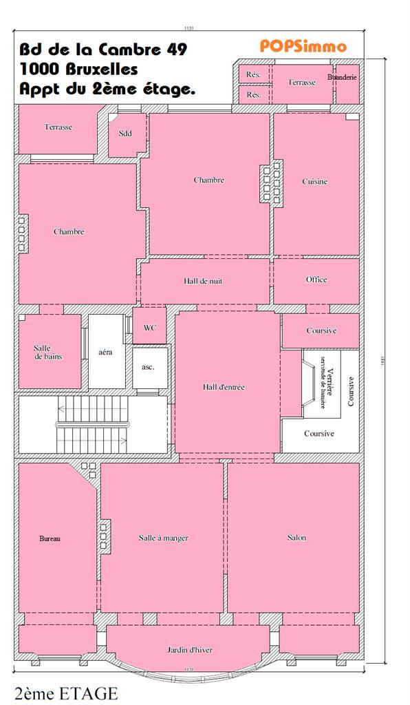 Appartement exceptionnel - Bruxelles - #4307954-3